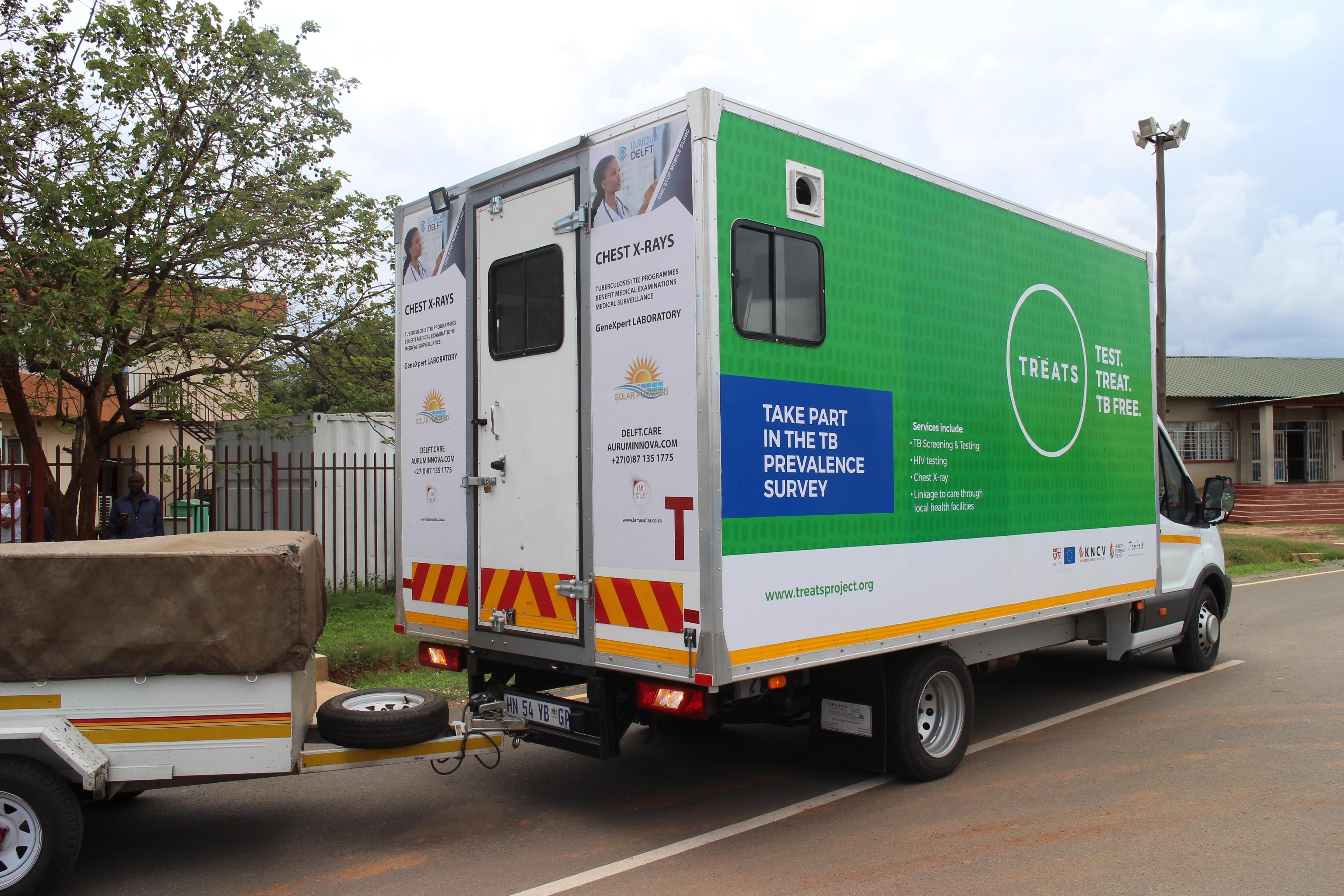 TREATS TB project Zambia