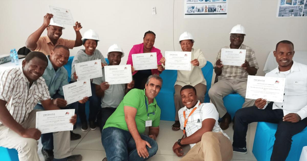 Mozambique CAD4TB
